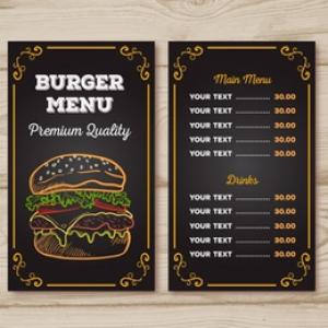 menu-design