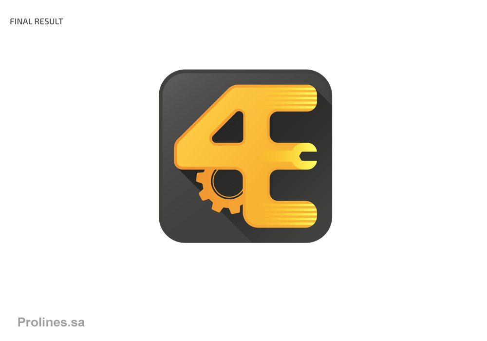4E App - Logo Design, Branding, Website, Mobile App - Prolines - photo#40